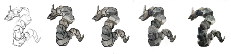 Open Your Hearts to Onix! Pokemon One a Day!