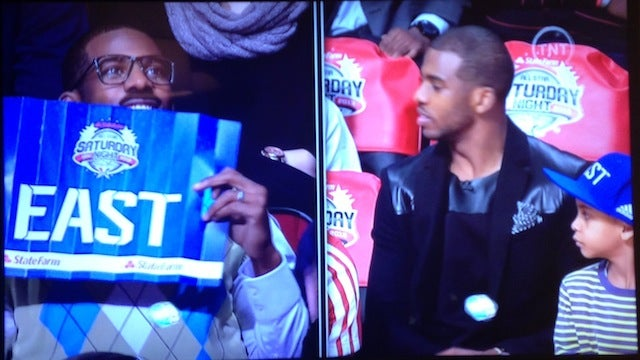 Cliff Paul, Chris Paul's Suspiciously Clark Kent-Like Twin Brother, Got To Go To All-Star Weekend