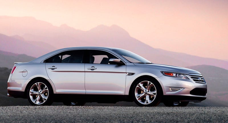 2010 Ford Taurus SHO: The Sleeper Awakens!