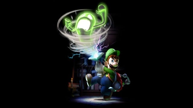 Nintendo Spring Line-Up Brings Luigi's Mansion: Dark Moon to 3DS on March 24