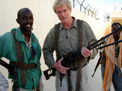Boarding School Threatens to Sell Tykes to Somali Pirates if Parents Don't Pony Up