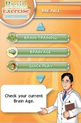 Brain Exercise with Dr. Kawashima