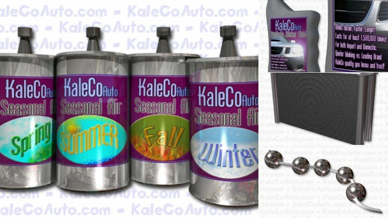 Save A Ton Of Money On Headlight Fluid And Tire Balls With This Site