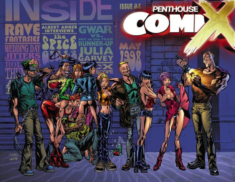 Penthouse Comix