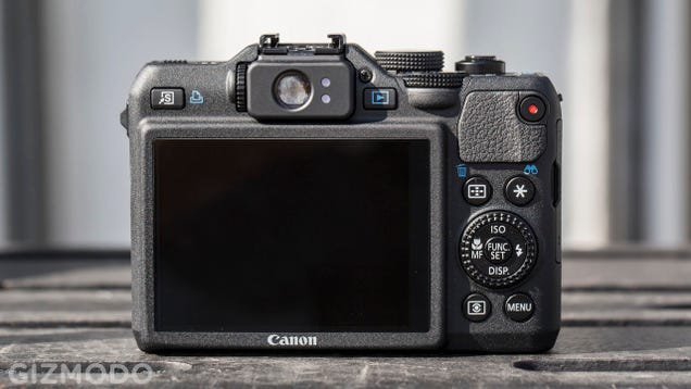 Canon G15 Review: Fast Lens, Small Sensor—What Gives?