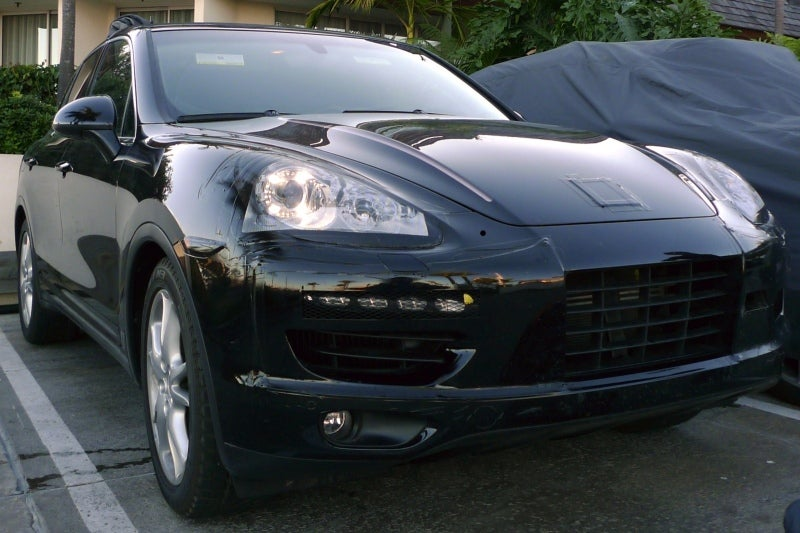 2011 Porsche Cayenne Turbo: High-Res Mega-Gallery