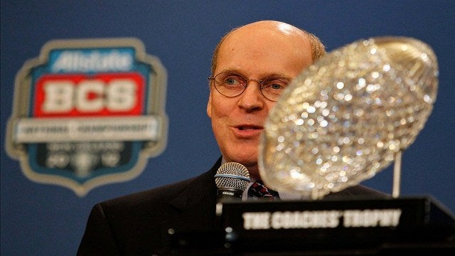 BCS Head Says There's No Playoff Because We Don't Want Student-Athletes To Miss Exams