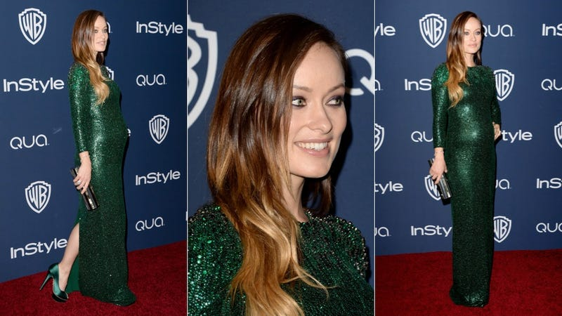 So Much Creatively Exposed Skin at the Golden Globes After-Parties