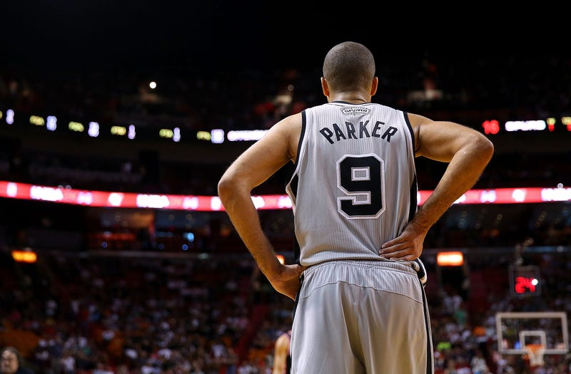 How Serious Is Tony Parker's Back Injury?