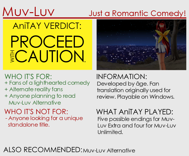 Muv-Luv: The Ani-TAY Review