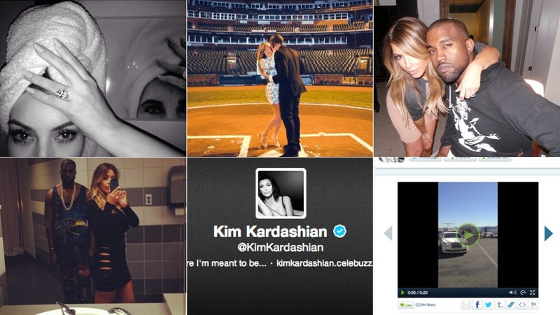 Kim Kardashian Is Bored of the Social Media Platforms She's Always On