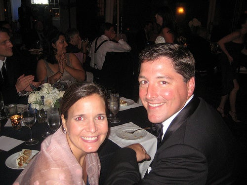 A Very Gawker Wedding Announcement: Kerry McCashin, Chris Batty