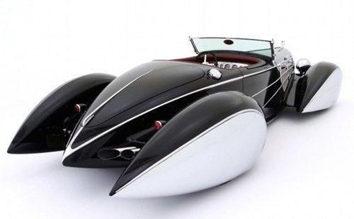 Delahaye Bugnotti: Classic Style, Modern Power