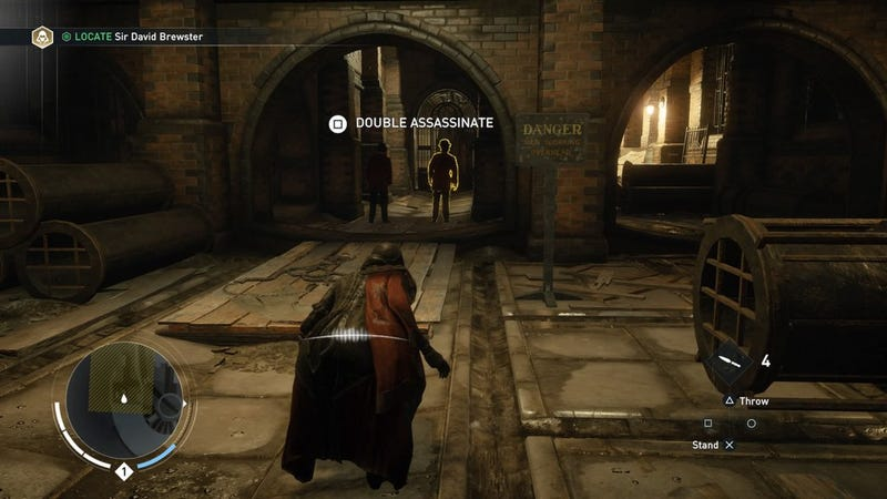 Dear Assassin's Creed: Fix Your Damn Controls