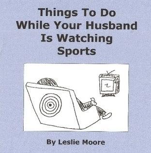 When Sports Widows Get Stabby