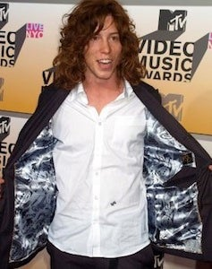 At Least We Have Fair Warning That There Are Nude Photos Of Shaun White In The Universe