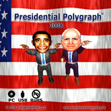 USB Presidential Polygraph Lets You Say 'Thanks But No Thanks' to Liars