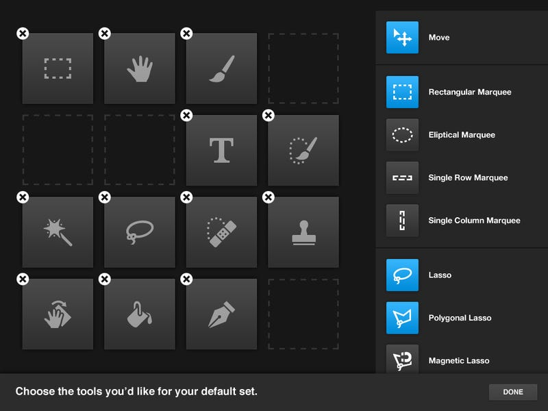 Adobe iPad Apps Gallery