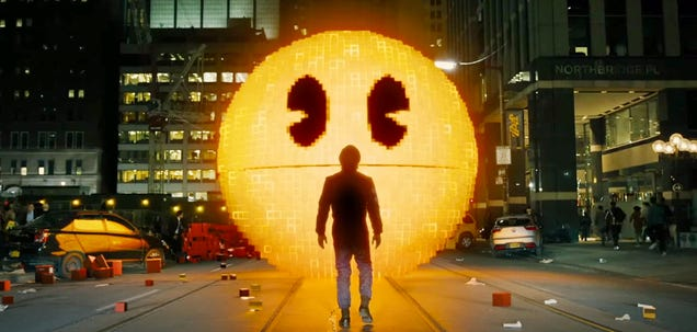 Sony Made Pixels Even Lamer to Appease Chinese Authorities