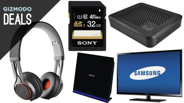 Deals: The Best Wireless Headphones, Roll Your Own Aereo, Faster Bacon