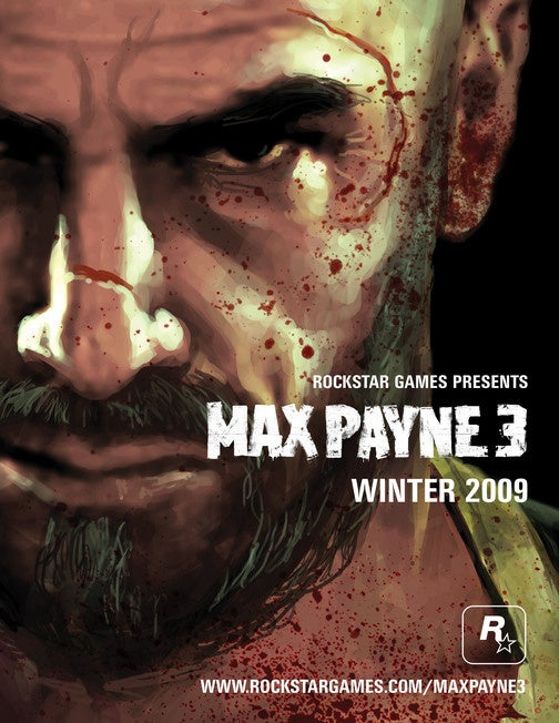 Max Payne 3 Hits This Winter