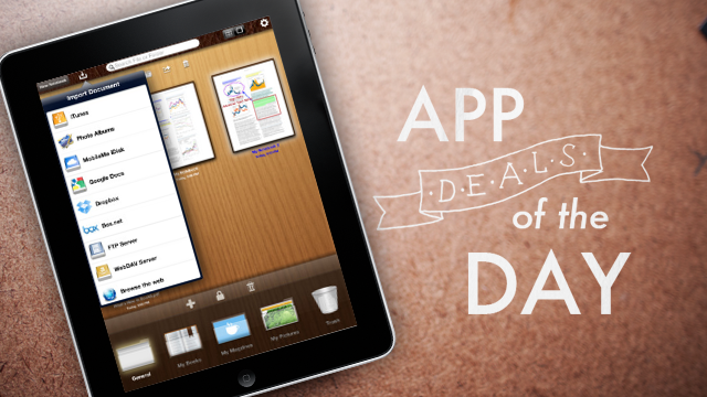 Daily App Deals: Get DocAS for iPad for 99¢ in Today's App Deals