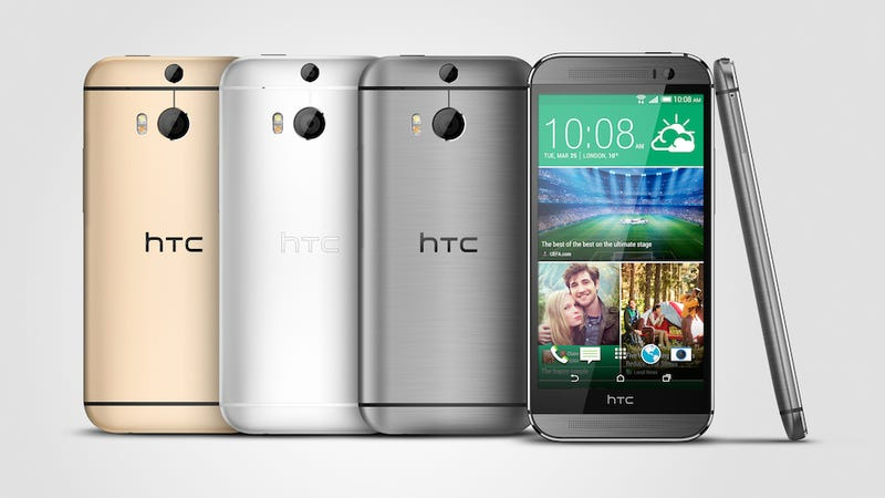 ​HTC One 2014 Review: Faster, Stronger, Bigger, Better