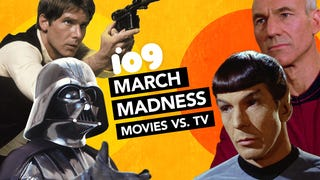 io9 March Madness Championship Round: <i>Star Wars </i>vs. <i>Star Trek</i>!