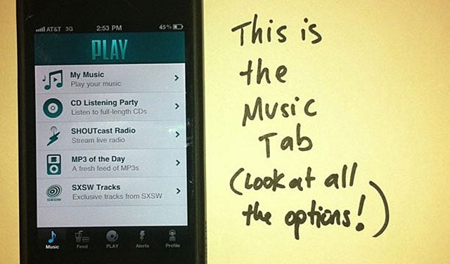 "AOL Will Let You ""Play"" With Your iPhone Tomorrow"