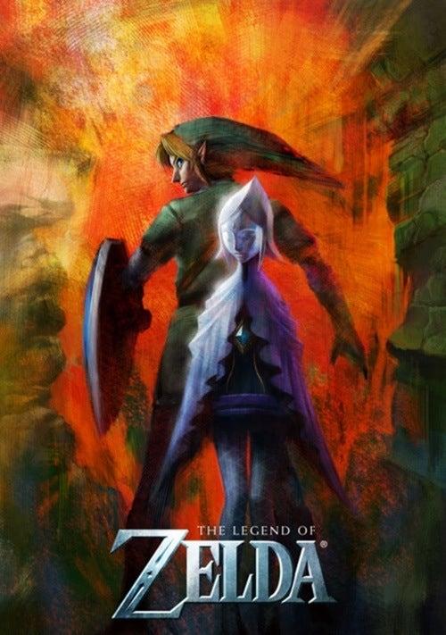"New Zelda? ""Easier To Play"""