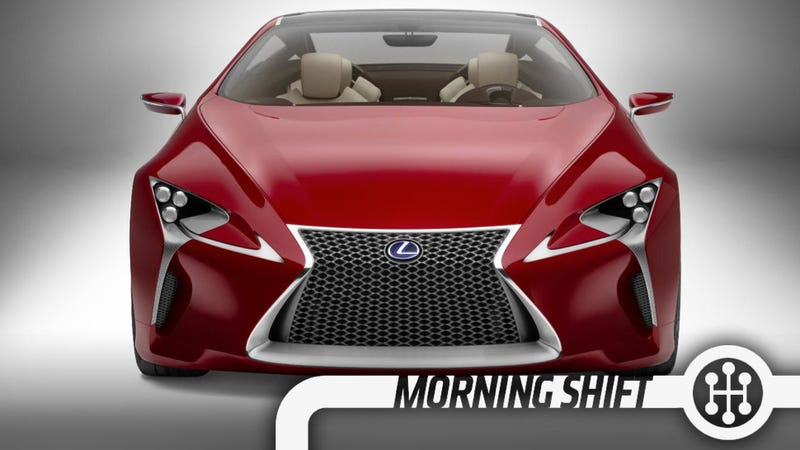 The 2015 Lexus RC Is The New Lexus IS Coupe