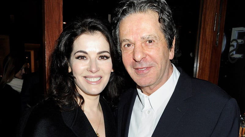 Nigella Lawson's Husband Now Admits He Assaulted Her