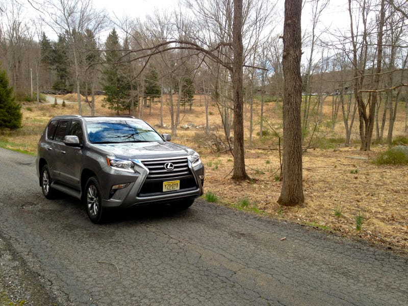 2014 Lexus GX 460: The Truck Yeah! Review