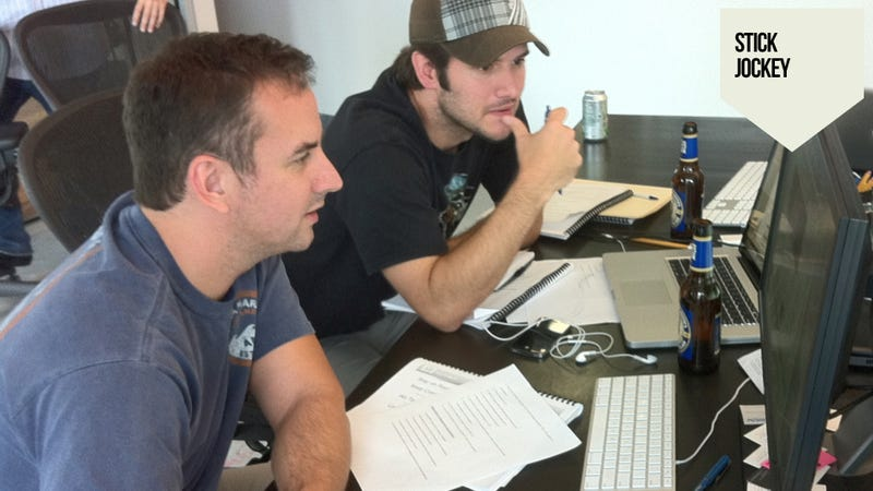 Madden Veterans Trade Hard-Hitting Action for Facebook Strategy