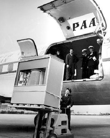 IBM 305 RAMAC: The Grandaddy of Modern Hard Drives