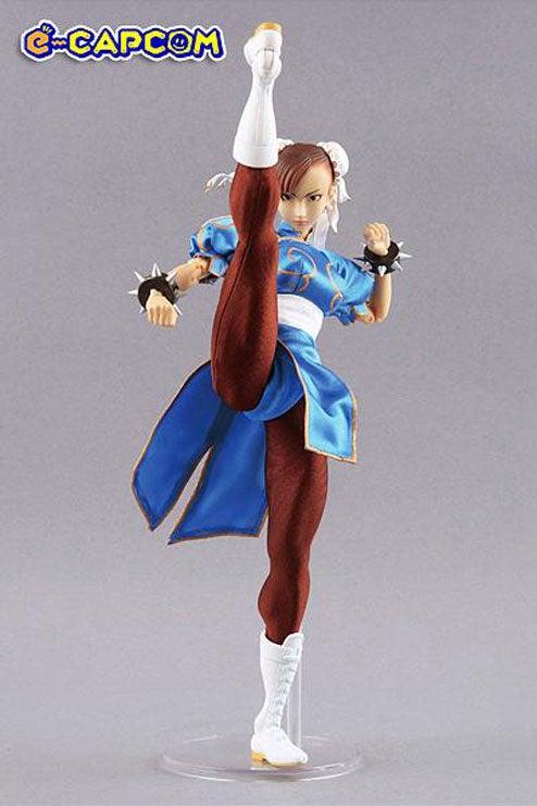 The $180 High Kicking Chun-Li