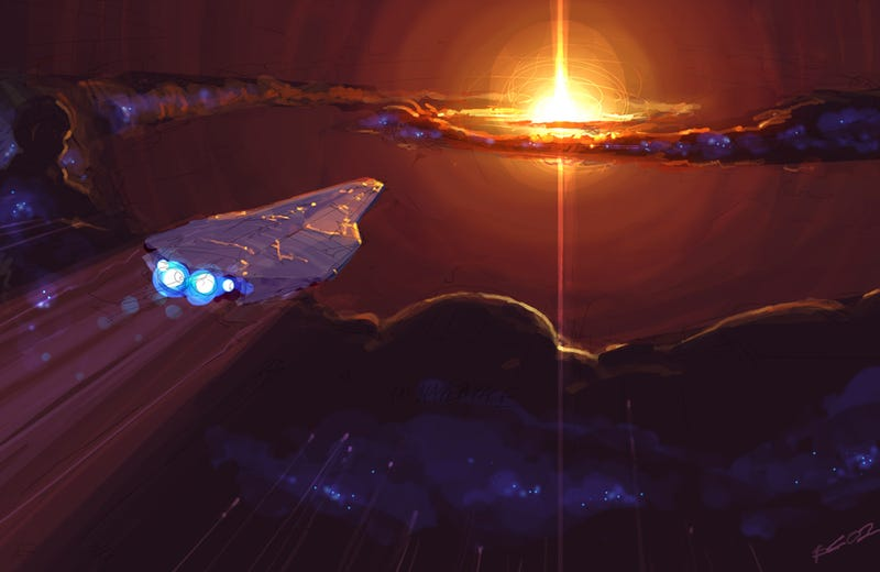 The Art of Homeworld. Enjoy.