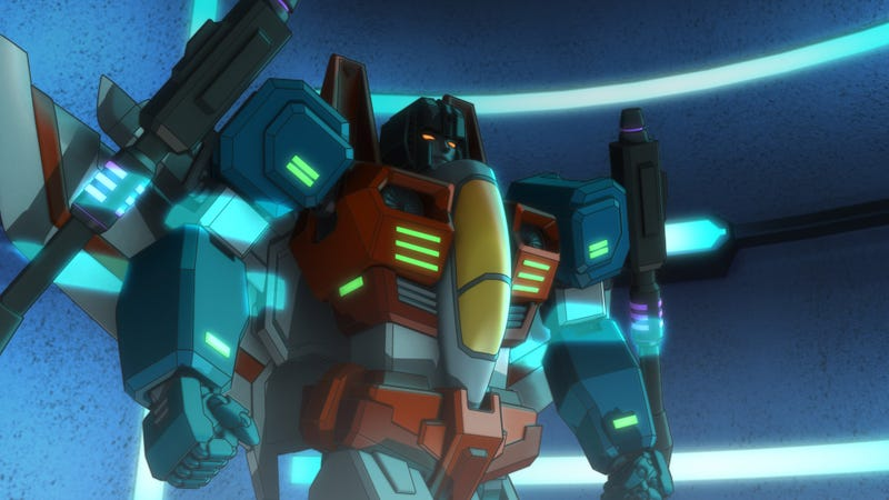 Machinima'sTransformersAnimated Series Is Looking Hot