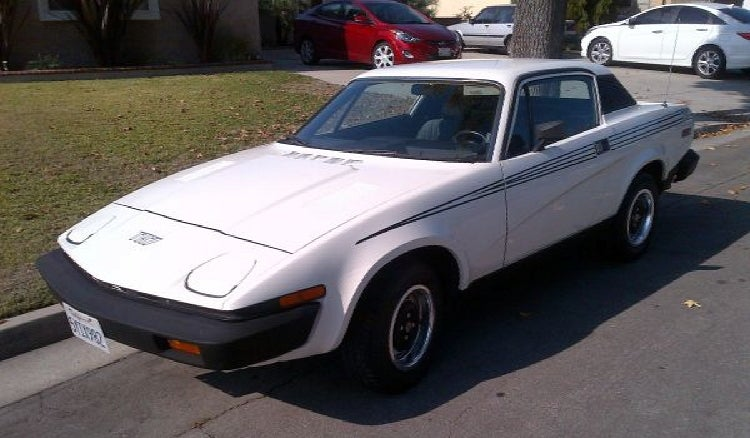 For $7,500, Is This The World's Nicest TR7, And Does That Matter?