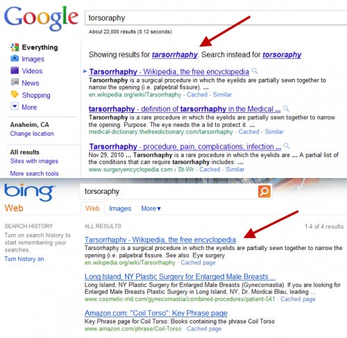 "Google on Bing Stealing Search Results: ""We'd Like For This Practice to Stop"""