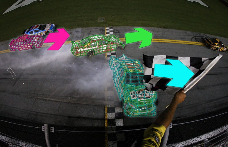 Anatomy Of A NASCAR Mega-Crash