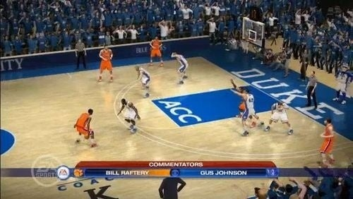NCAA 10 Hits the Road to the Final Four
