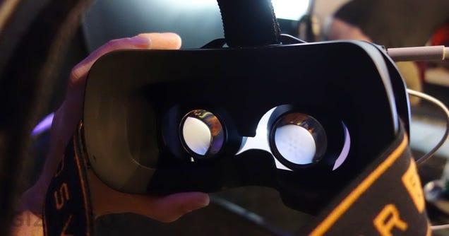Razer's $200 VR Headset Is Not Worthy