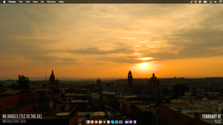 The San Miguel Desktop