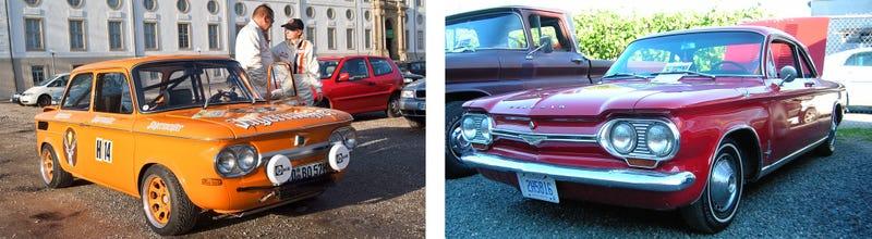 Your Ten Favorite Automotive Doppelgängers