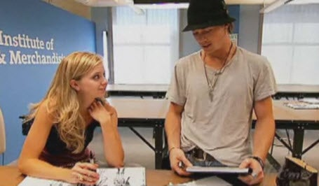 You Can Fall In Love On Project Runway — If You're Straight