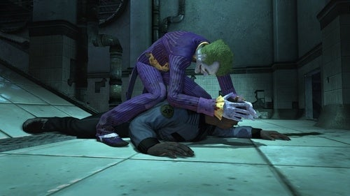 To Be The Joker On The PlayStation 3