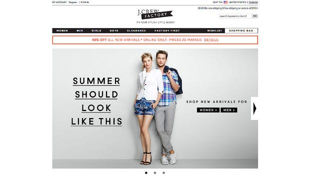 Designer Clothing Discount Sale Outlet Your J Crew Outlet Clothes