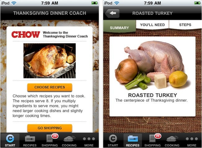Apps for the Thanksgiving Host with the Most