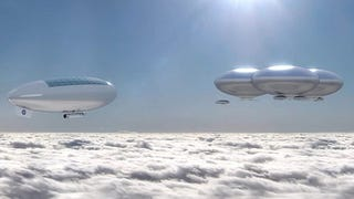 How NASA Could Build A Cloud City Over Venus